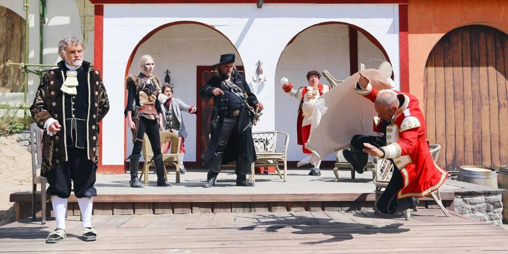 Piraten Open-Air