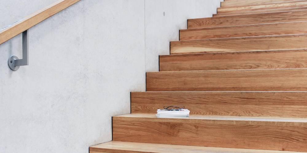 Treppenhausgespräch