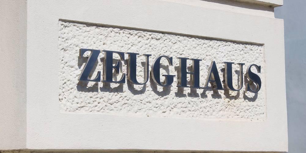Zeughaus, Stadtbibliothek der Hansestadt Wismar