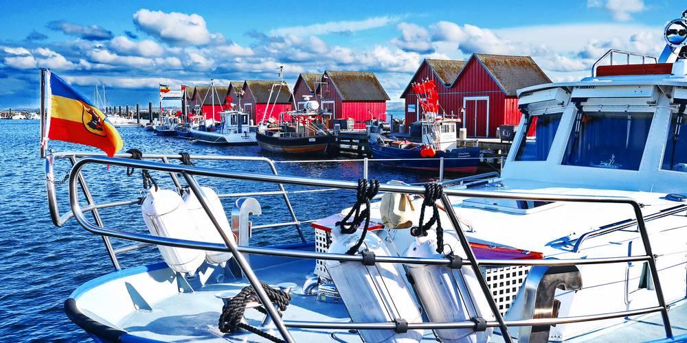 fischereihafen bernd kuehn ©Bernd Kuehn