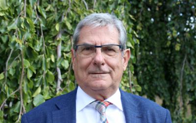 Kreistagspräsident Klaus Becker