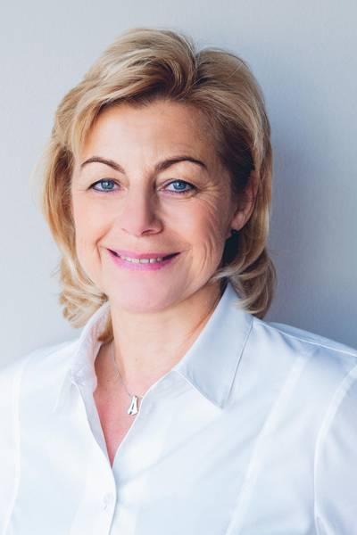 Frau Kerstin Weiss, Landrätin