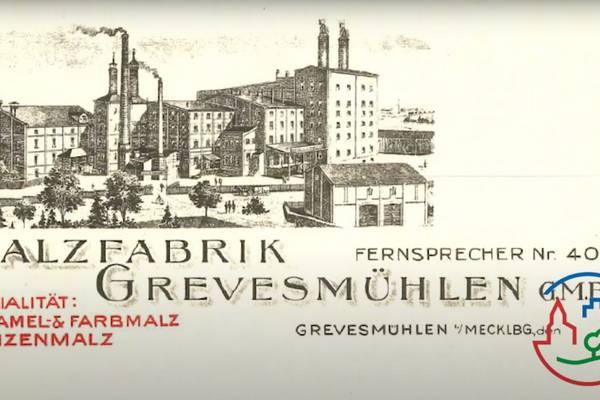 Malzfabrik Grevesmühlen Archiv