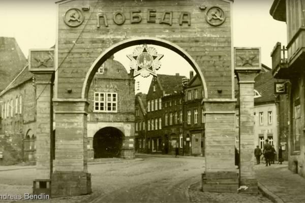 75 Jahre Gadebuscher Vertrag Screenshot der Filmreihe