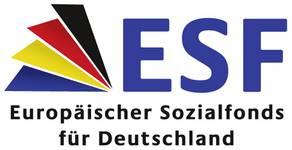 Logo des Europäischer Sozialfonds für Deutschland