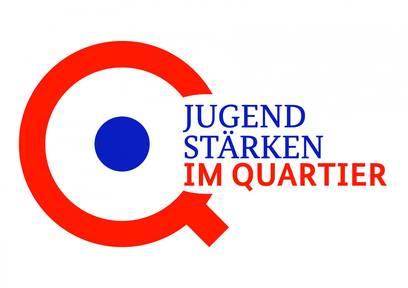 Logo Jugend stärken im Quartier
