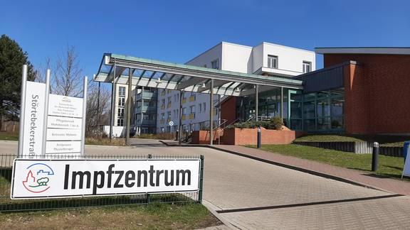 Impfzentrum Wismar