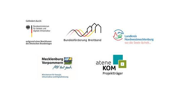 Breitband Partner Logos