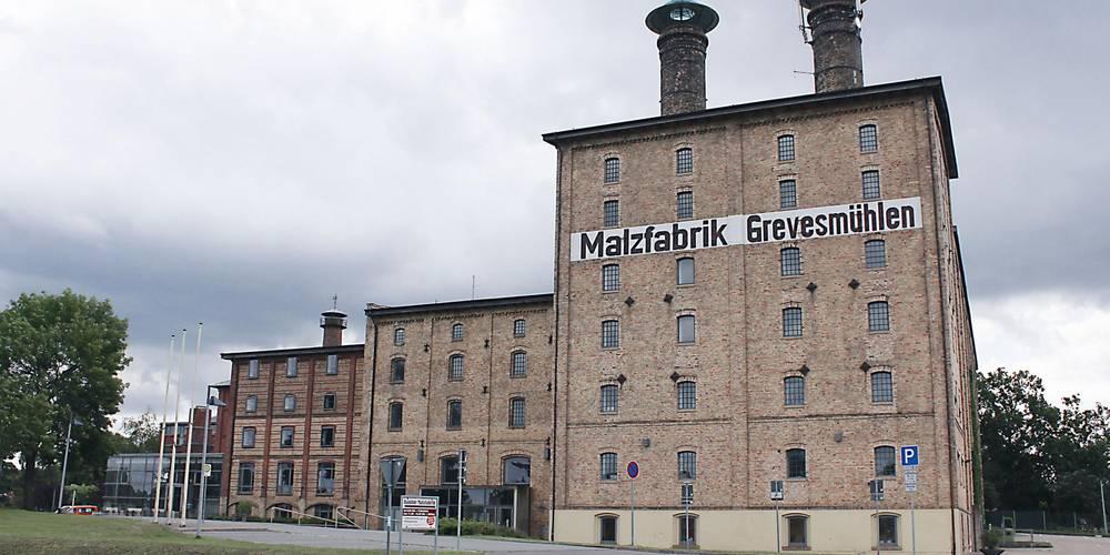 Verwaltungsgebäude Landkreis NWM in Grevesmühlen