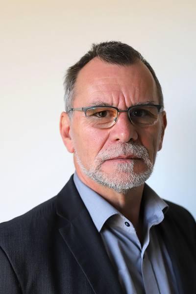 Herr Hartmut Möller, Integrationsbeauftragter
