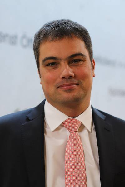 Herr Mathias Diederich, Leiter des Fachbereiches II und Beigeordneter als 1. Stellvertreter des Landrates