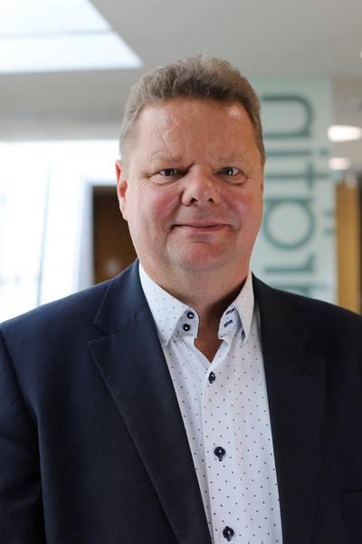 Herr Ingo Funk, Leiter des Fachbereiches III und Beigeordneter als 2. Stellvertreter des Landrates