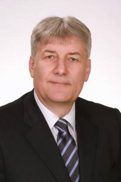 Herr Frank Dittrich, Fachdienstleiter Kataster und Vermessung