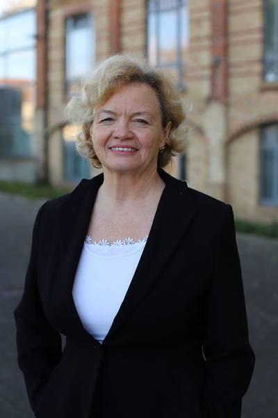 Christiane Münter, Personalratsvorsitzende