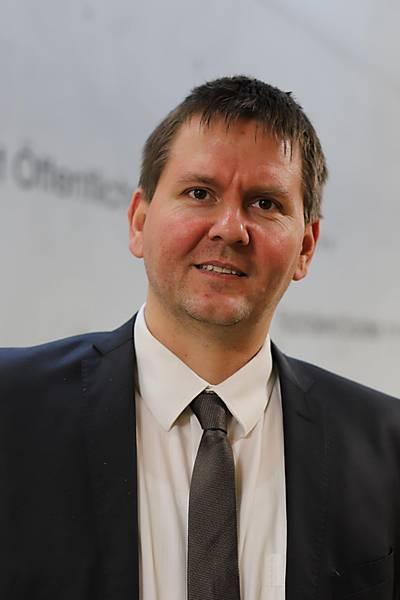 Herr Yann-Christoph Collin, Fachdienstleiter Kommunalaufsicht