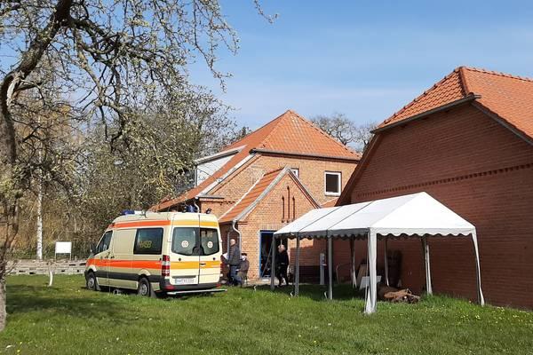 Das mobile Impfen im Inselmuseum Poel war im April der Testlauf für das Projekt. Am Mittwoch macht das mobile Impfteam auch dort wieder Station.
